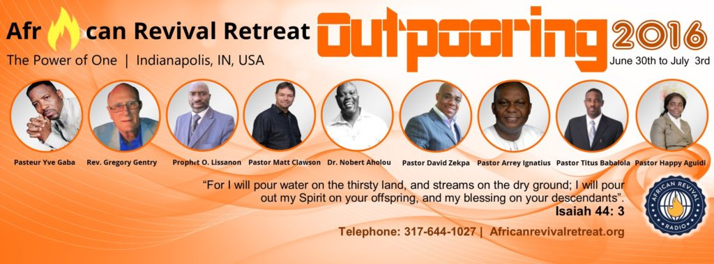 African Revival Retreat